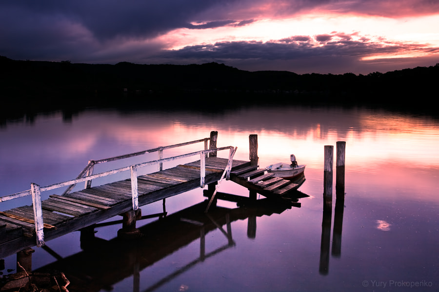 Photograph Old Jetty by Yury Prokopenko on 500px