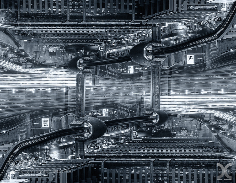 Photograph Quadcore Inception by Daniel Cheong on 500px
