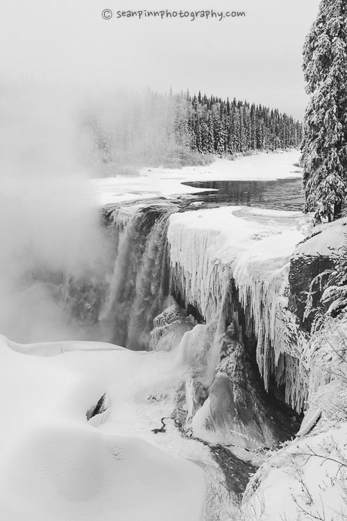 Alexandra Falls in Hay River, NWT by Sean Pinn on 500px.com