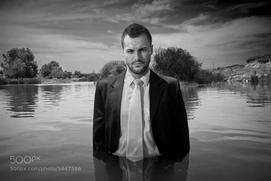 Photograph A gent's day of by Sergiu Aursulesei on 500px
