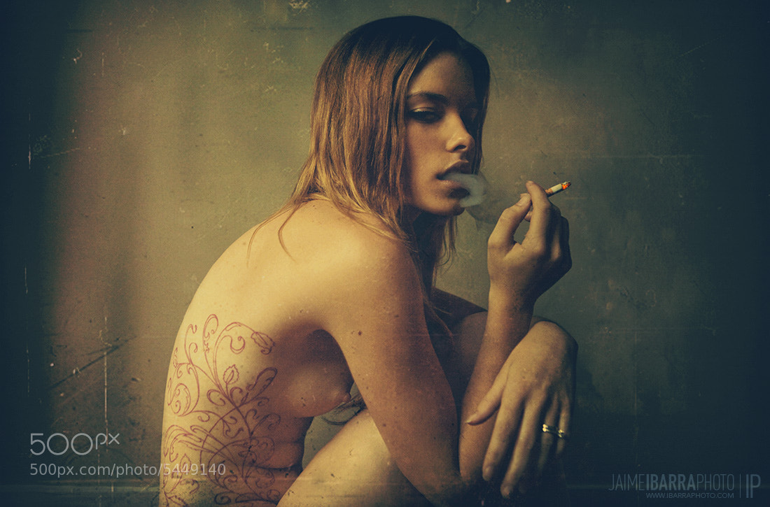 Photograph Fumando by Jaime Ibarra on 500px