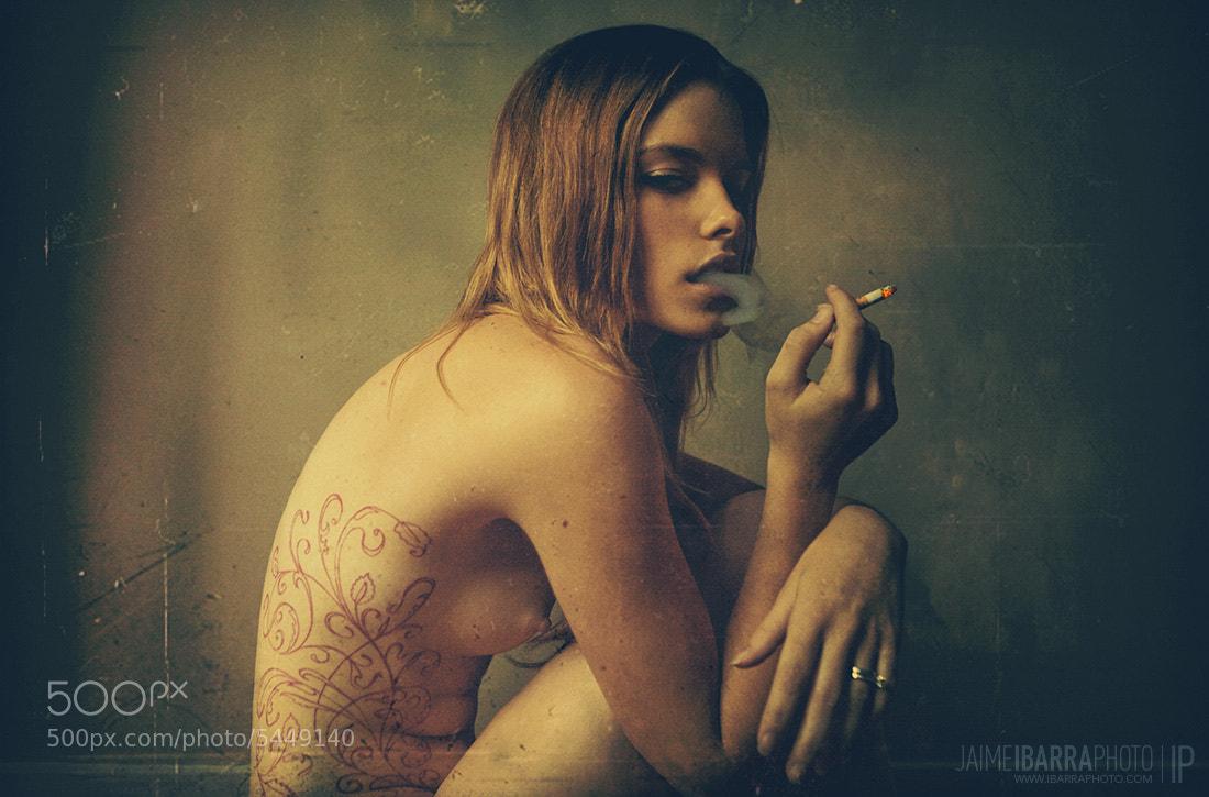 Photograph Fumando by Jaime Ibarra on 500px