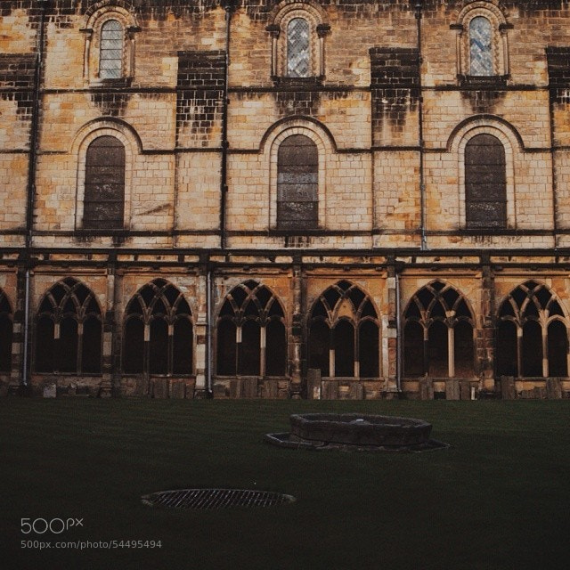 Photograph Durham cathedral by Daniel O'Dowd on 500px