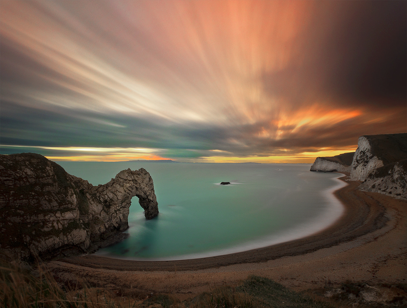 Photograph Jurassic Sunset by n hasshim on 500px