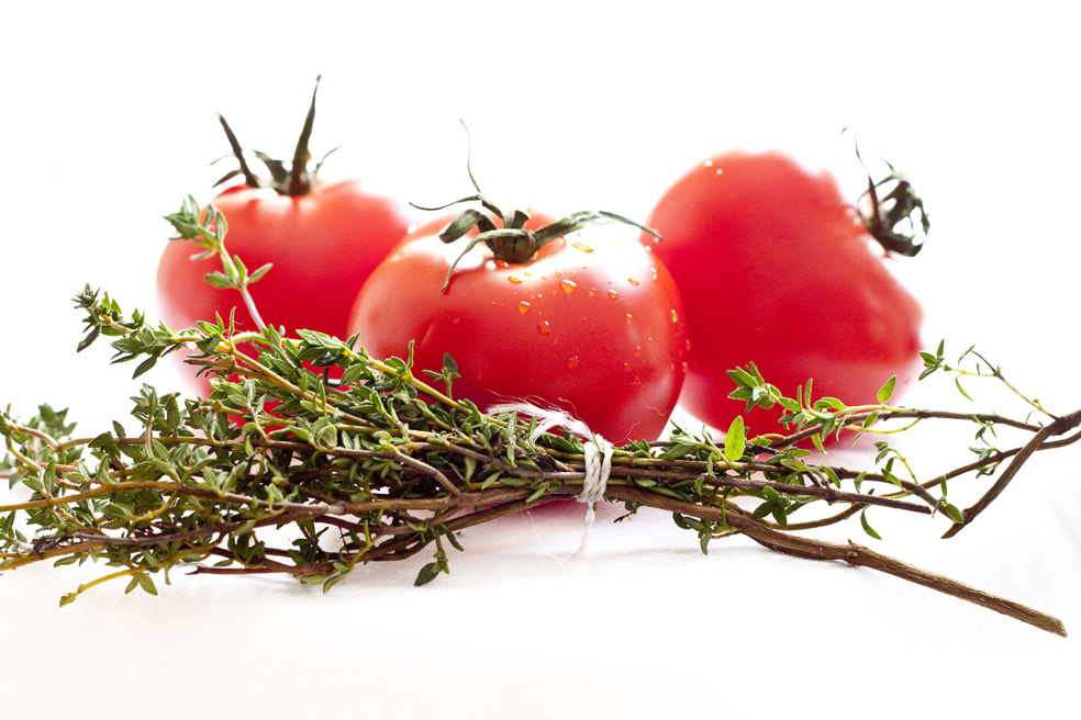 Photograph Tomatoes by monapixel on 500px