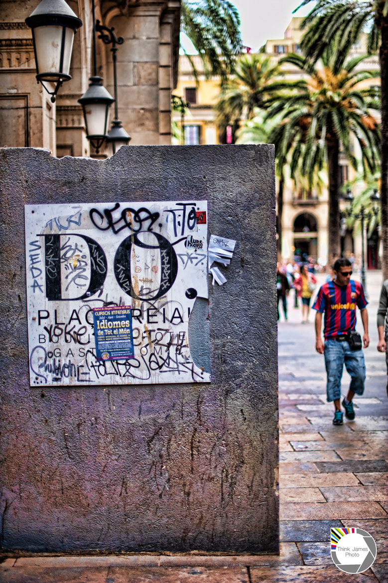 Photograph DO Barcelona by James Murray on 500px