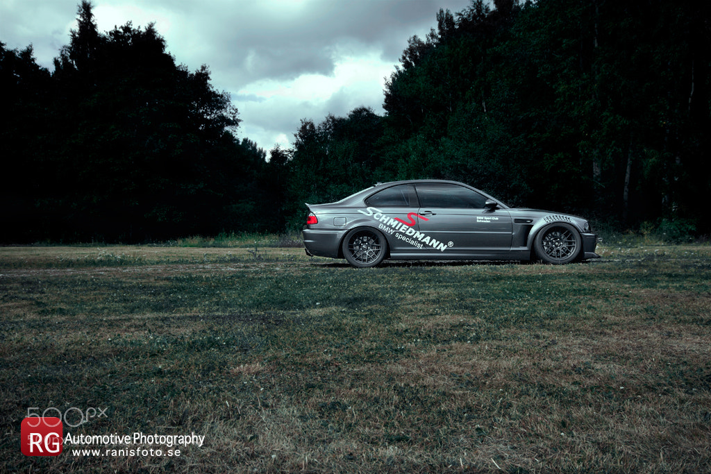 "Photograph BMW M3 ""CSL"" by Rani  Giliana on 500px"