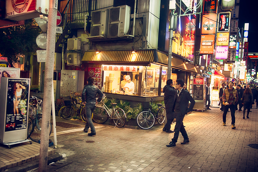 Photograph Hunting for Ramen - Tokyo, Japan by Lime Fly Photography by Juan Gonzalez on 500px
