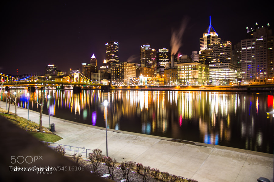 Pittsburgh Downtown by Fidencio Garrido T on 500px.com