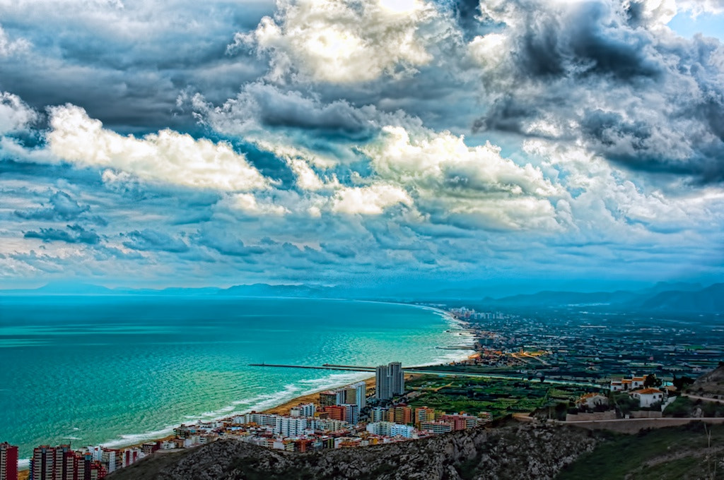 Photograph Nubes en la costa by Afotando Noesgerundio on 500px