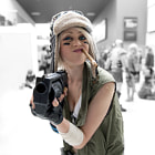 Постер, плакат: Tank Girl Ultimate Cosplay