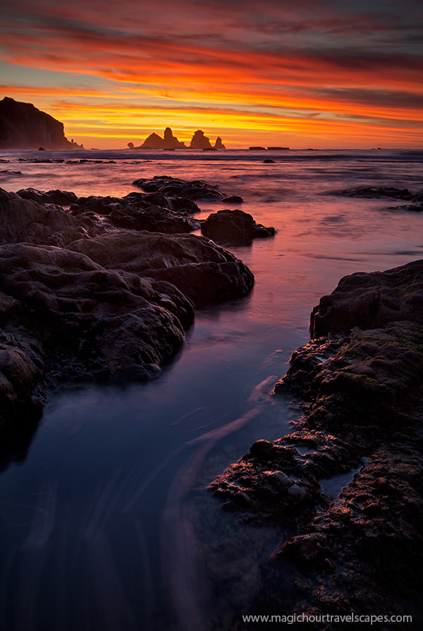 Photograph West Coast Fire by Kah Kit Yoong on 500px