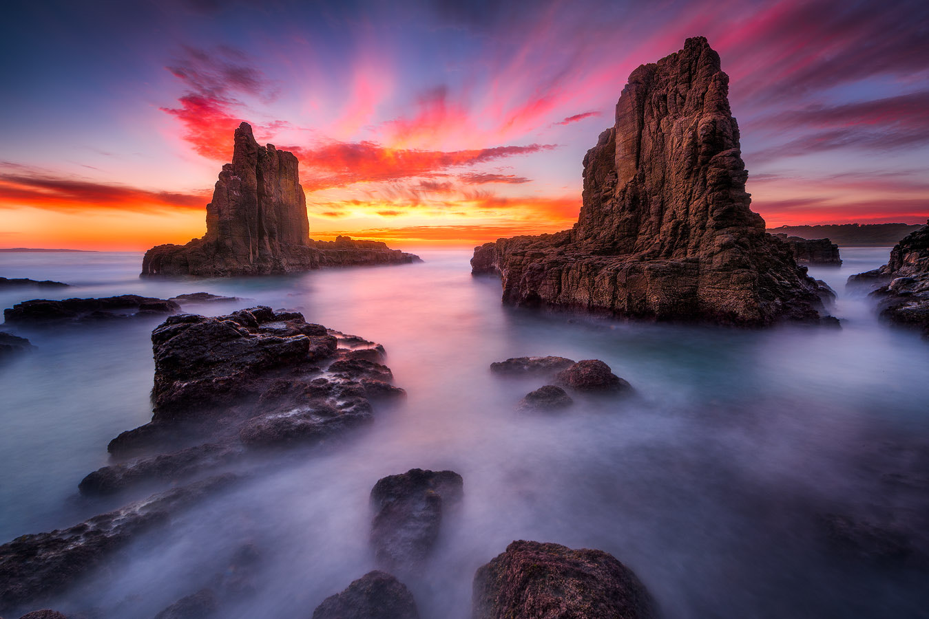 Photograph Cathedral Rock by Joshua Zhang on 500px