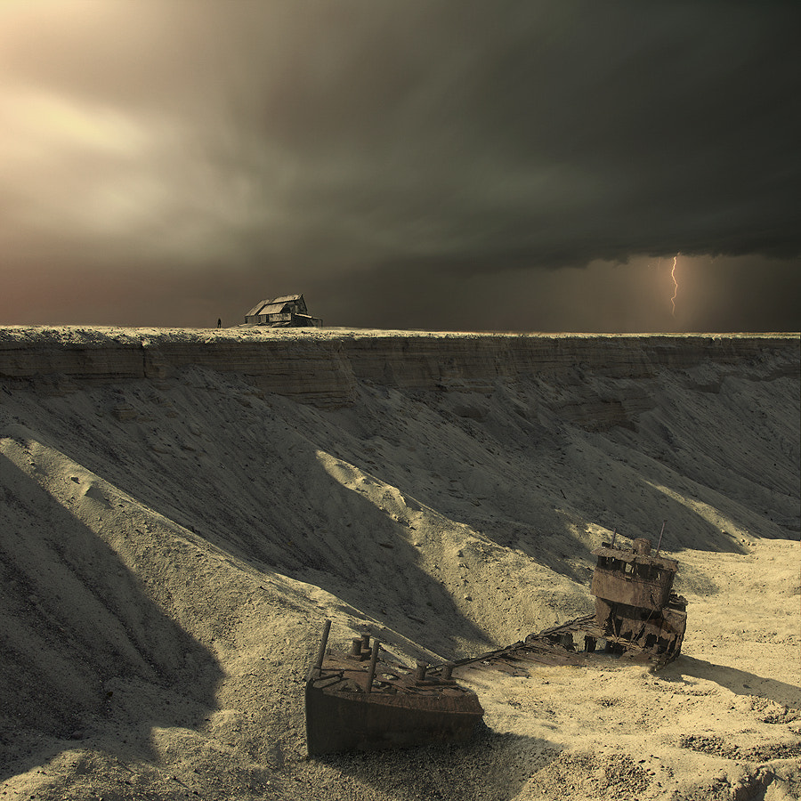 Photograph Last Outpost by Karezoid Michal Karcz  on 500px