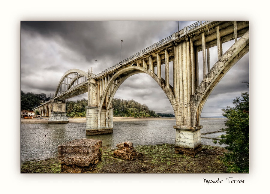 Photograph The bridge by Manolo Torres on 500px
