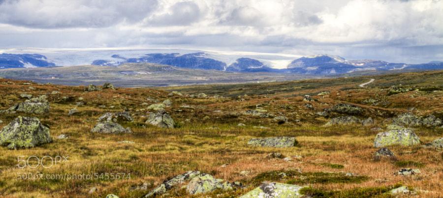Glacier View - Hardangervidda National Park by Colin van der Bel (colinvdbel) on 500px.com
