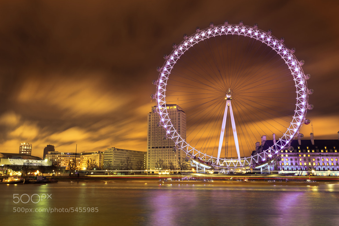 Photograph London eye  by Towfiq barbhuiya on 500px