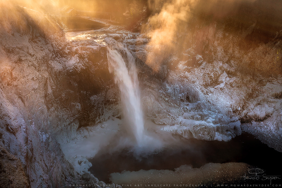 Photograph Falling Light by Howard Snyder on 500px