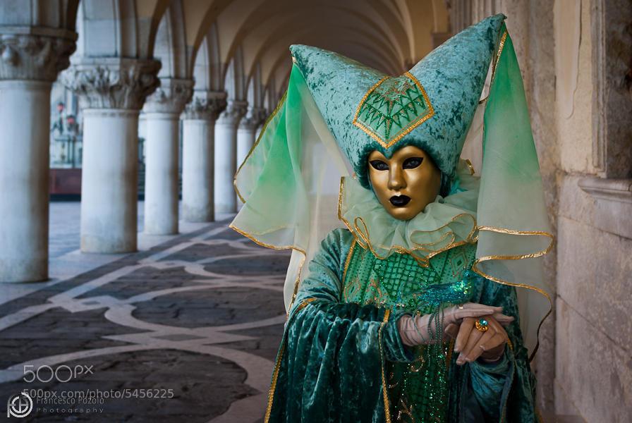 Photograph Venezia: Carnival 2012 by Francesco Pozolo on 500px