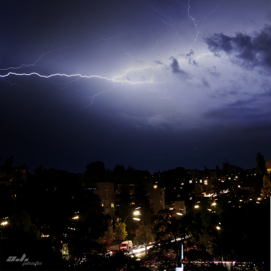Photograph berlin thunder by ann  ly on 500px