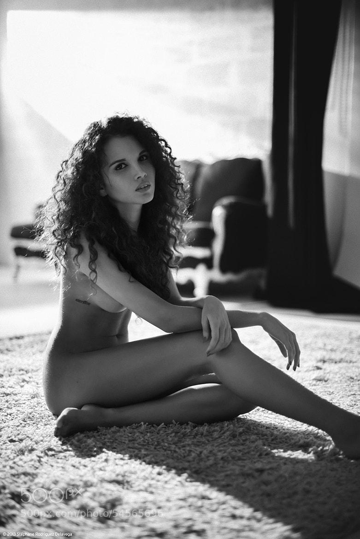 Photograph Charlène by Stephane Delavega on 500px