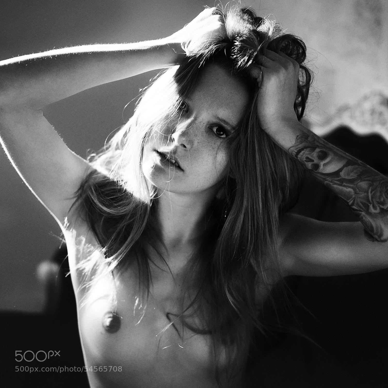 Photograph Graziella by Stephane Delavega on 500px
