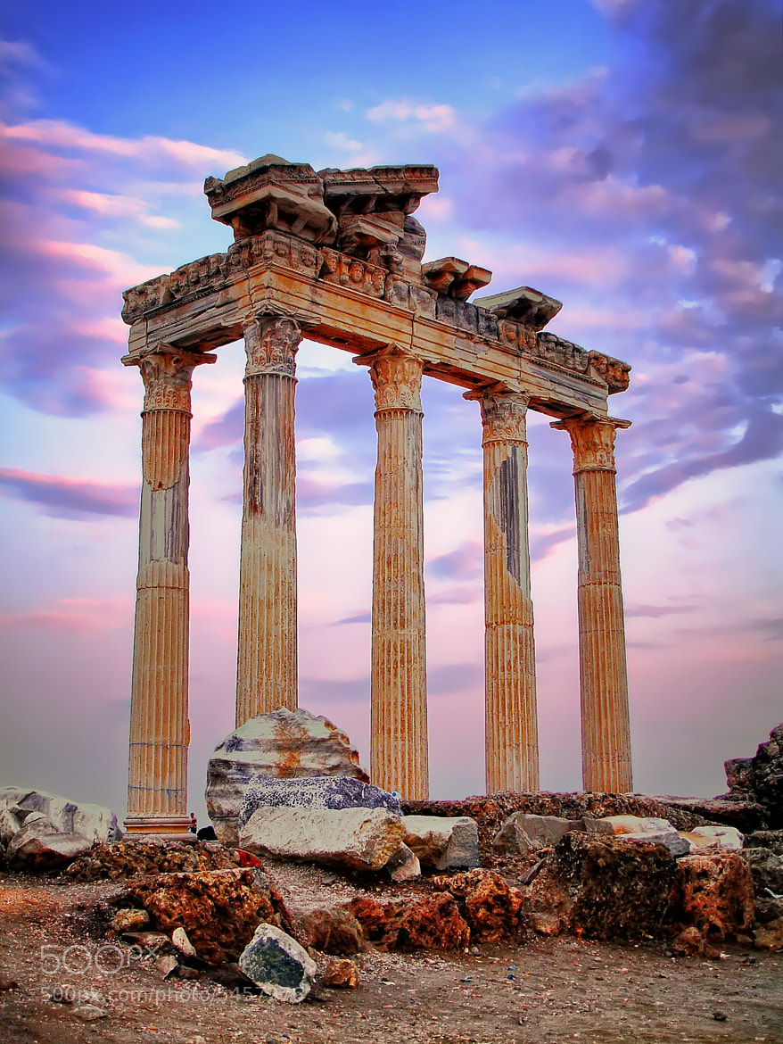 Photograph Temple of Apollo by Marco Møller on 500px