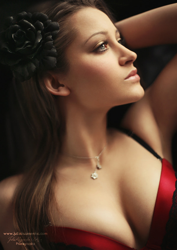 Photograph Dani Daniels by Julia Kuzmenko McKim by Julia Kuzmenko McKim on 500px