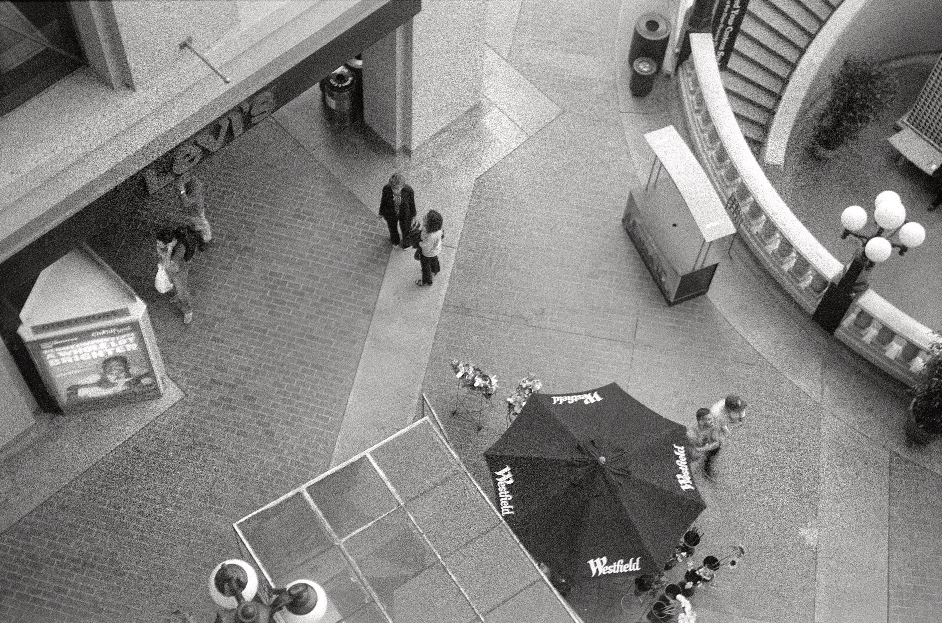 Photograph looking down by Eric Taylor on 500px
