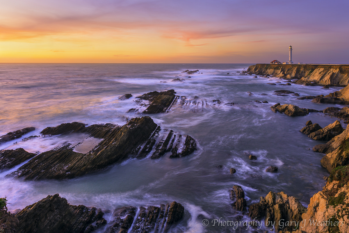Photograph Point Arena Lighthouse, California by Gary Weathers on 500px