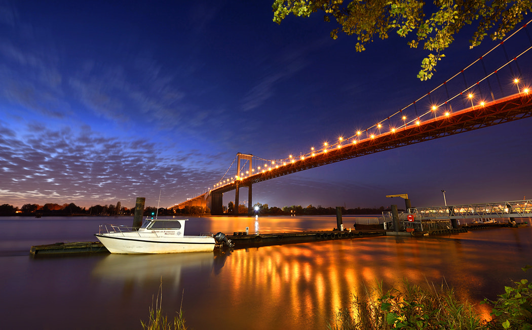 Photograph Pont d'Aquitaine by Thierry Vialard on 500px