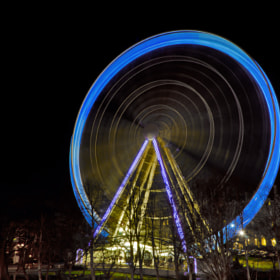 The York Wheel by Paul Rowan (protography)) on 500px.com