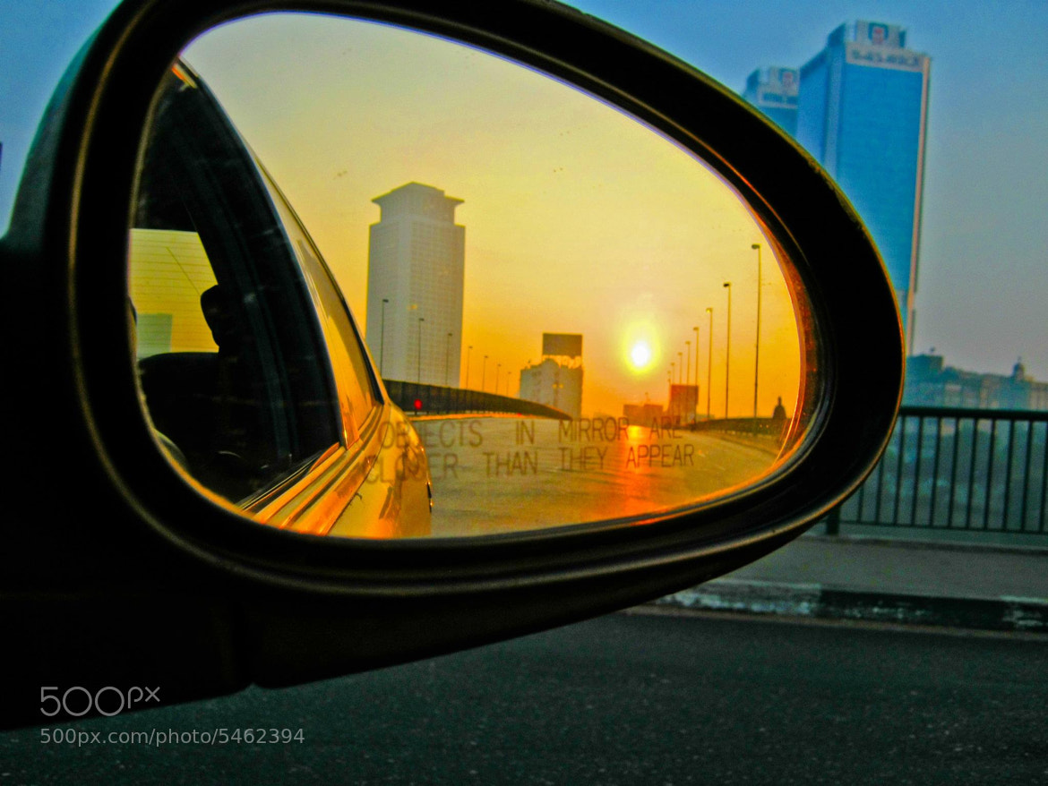 Photograph It's rising behind! by Ahmed Hussain on 500px