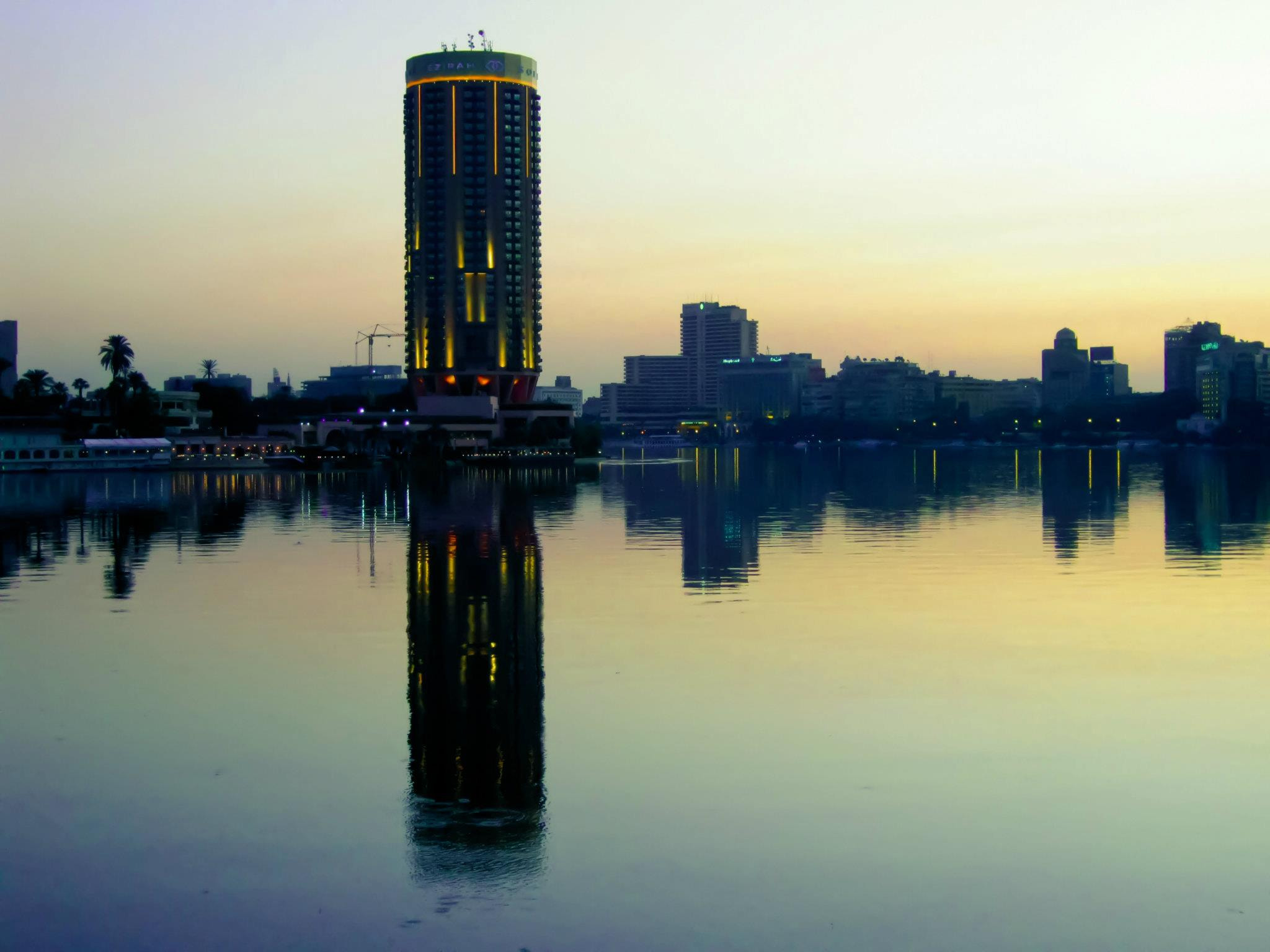 Photograph River Nile 2 by Ahmed Hussain on 500px