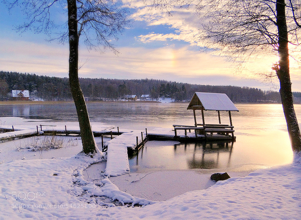 Photograph Winter in Lithuania by **  REgiNA  **  on 500px