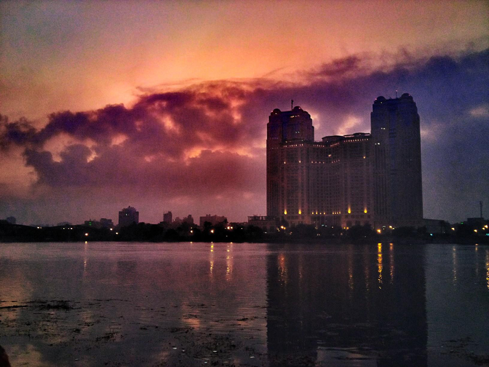 Photograph River Nile 3 HDR by Ahmed Hussain on 500px