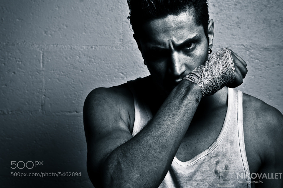 Photograph Fight Dancer by Niko VALLET on 500px
