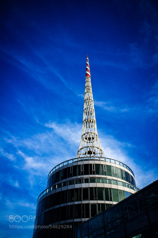Photograph Donauturm Vienna by Patrick Fair on 500px