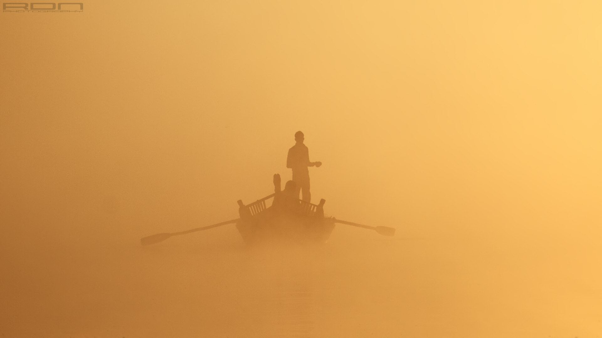 Photograph THE GOLDEN MIST by Ritesh Nangare on 500px