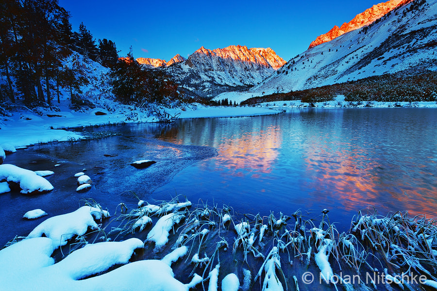 Photograph North Lake Snow by Nolan Nitschke on 500px