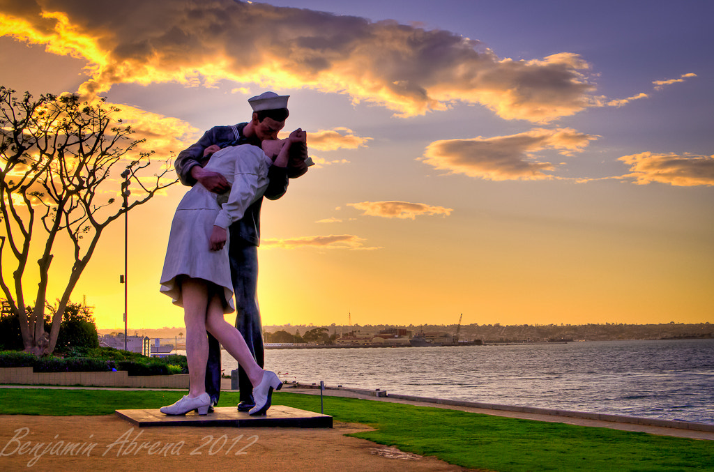 Photograph Unconditional Surrender by Ben Abrena on 500px