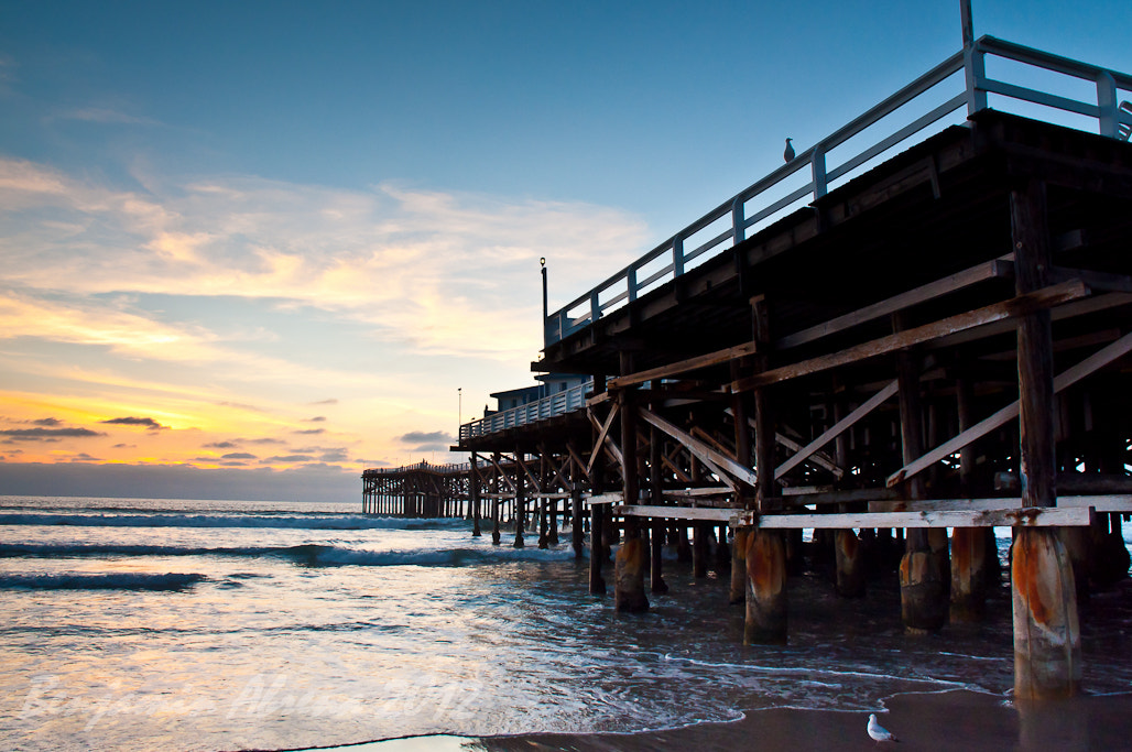 Photograph Crystal Pier PB by Ben Abrena on 500px