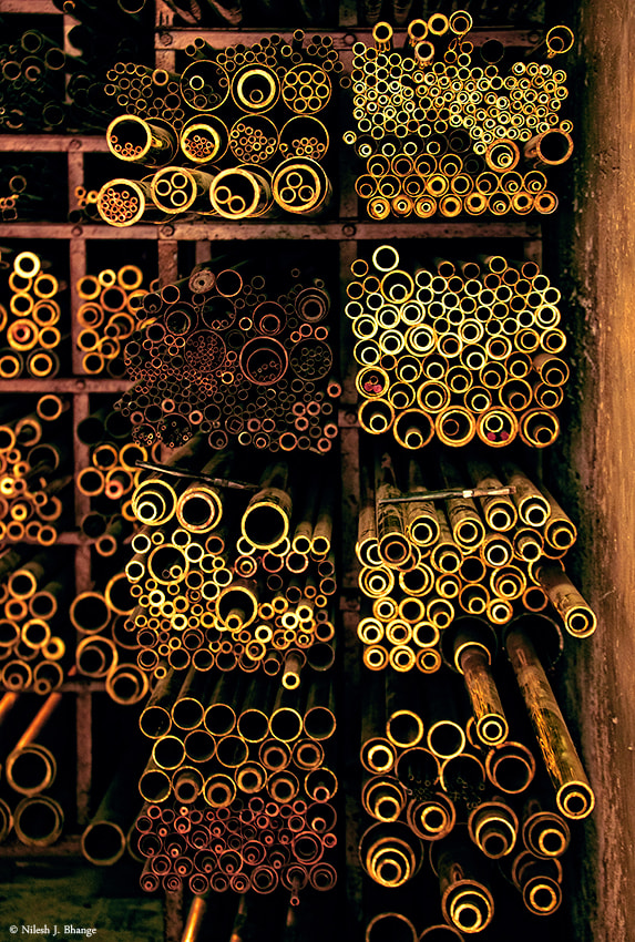 Photograph The Shining Circles by Nilesh Bhange on 500px