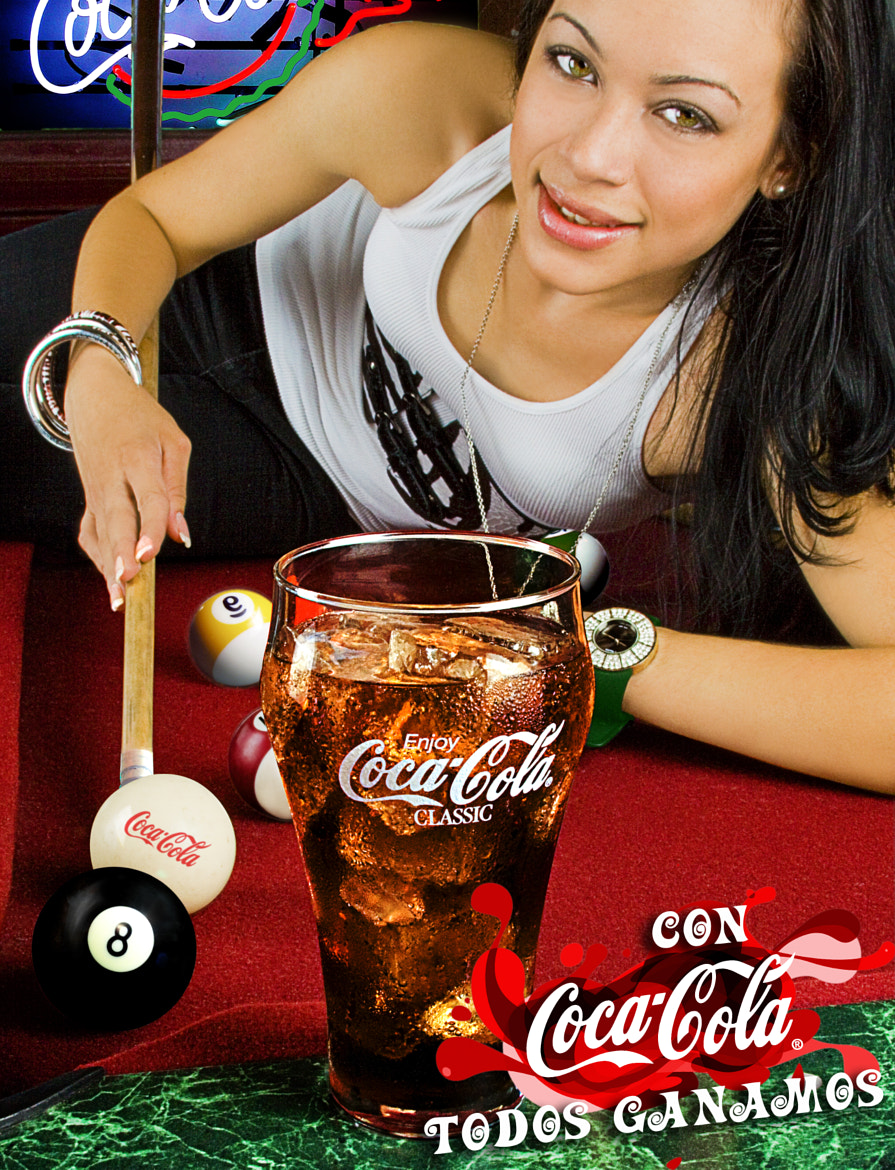 Photograph With Coca-Cola We All Win, San Juan, Puerto Rico, 2010 by Francisco Gierbolini on 500px