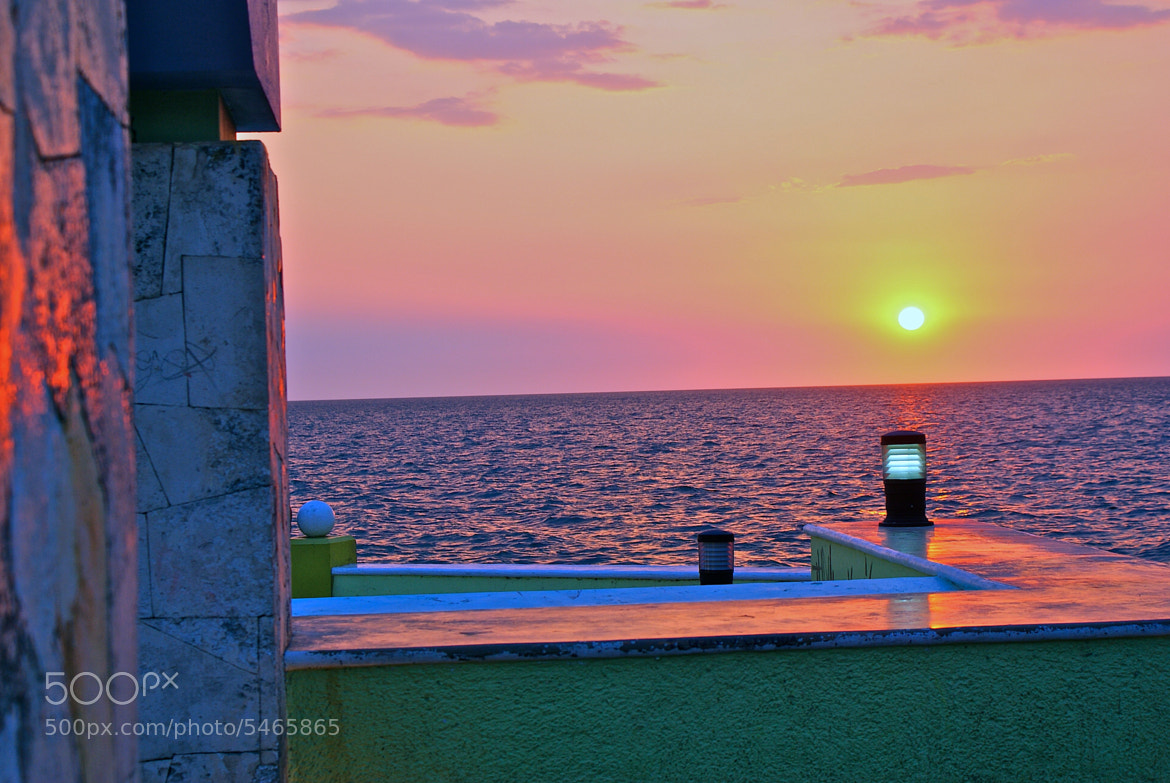 Photograph Atardecer en Campeche by Antonio Enrique Cruz Hernandez on 500px