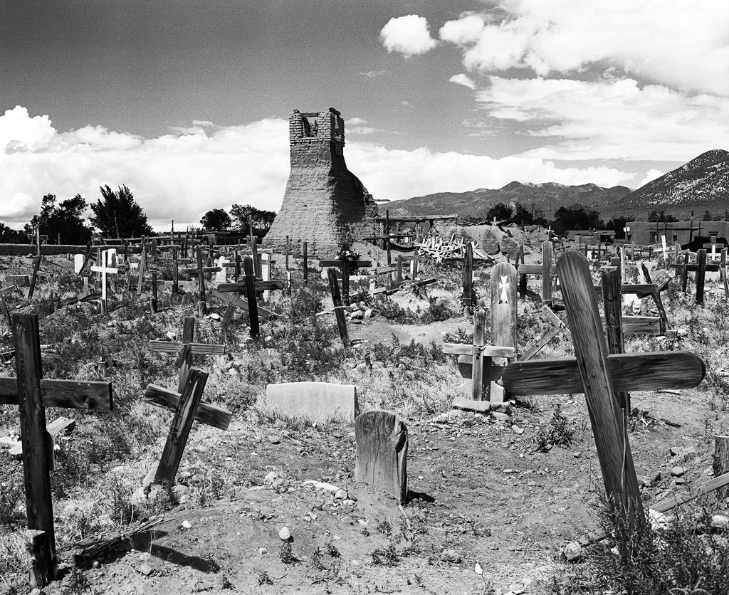 Photograph Graveyard of San Geronimo by Matthew Ragen on 500px