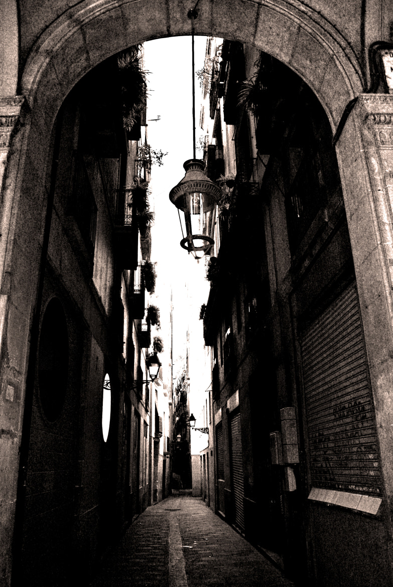 Photograph Barcelona by Miguel Nieto Galisteo on 500px