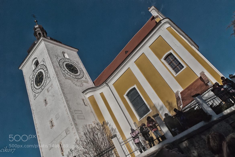 Photograph Church by Pavel Číhal on 500px