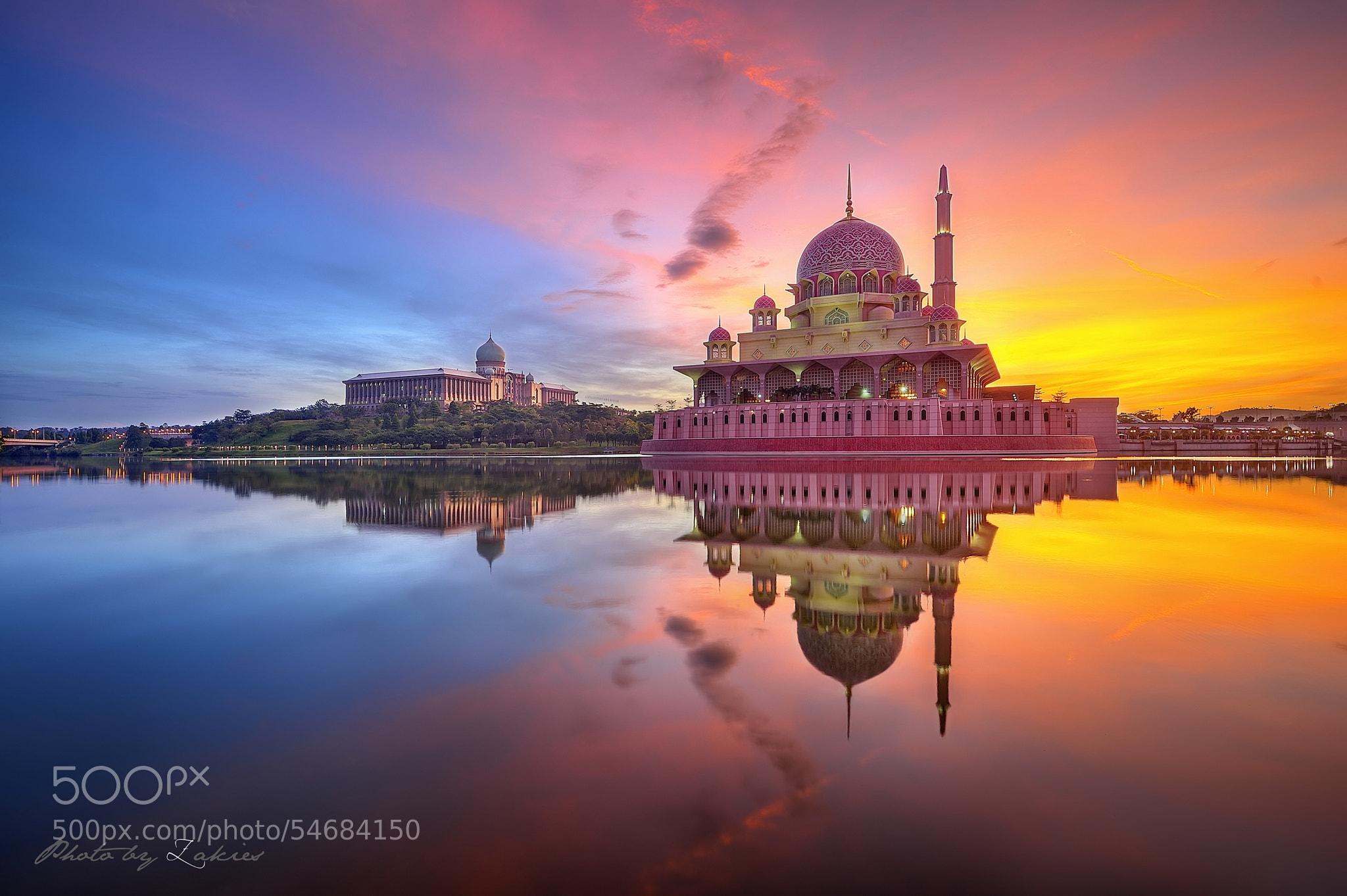 Photograph Morning Light by Mohd Zaki Shamsudin on 500px