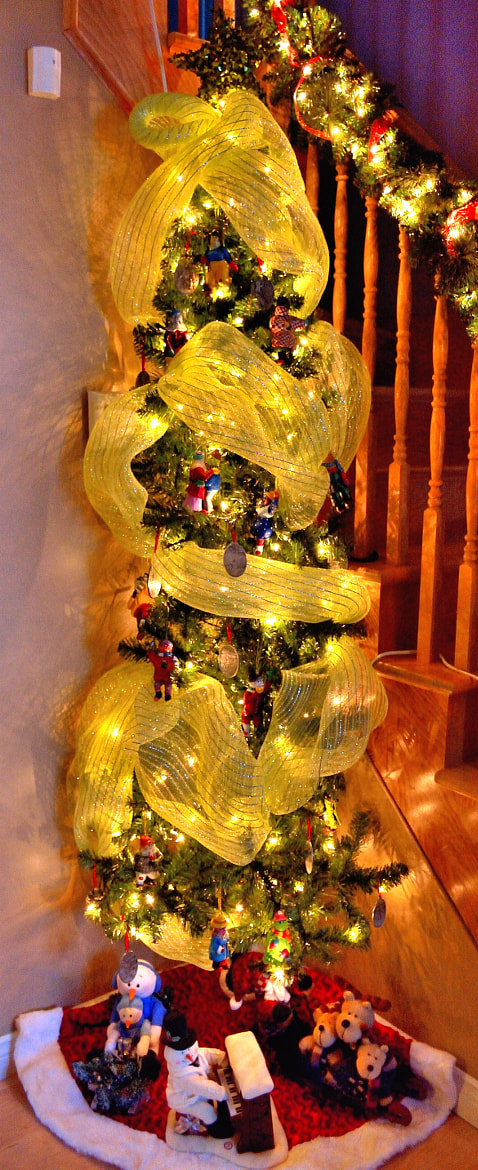 Photograph Mummers Christmas Tree by Gord Follett on 500px